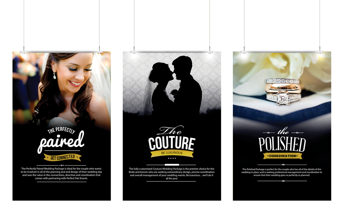 Perfect Pair Events Branding Strategy