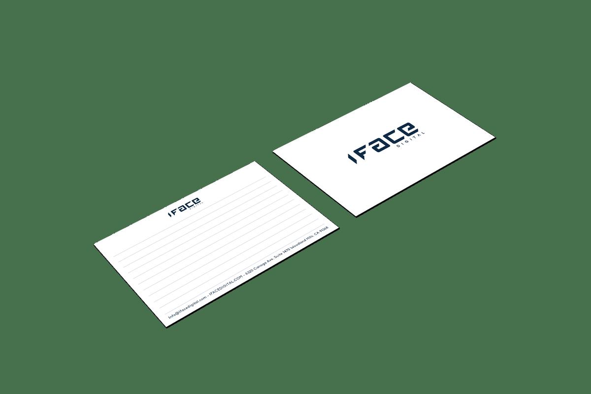 IFACE notecard