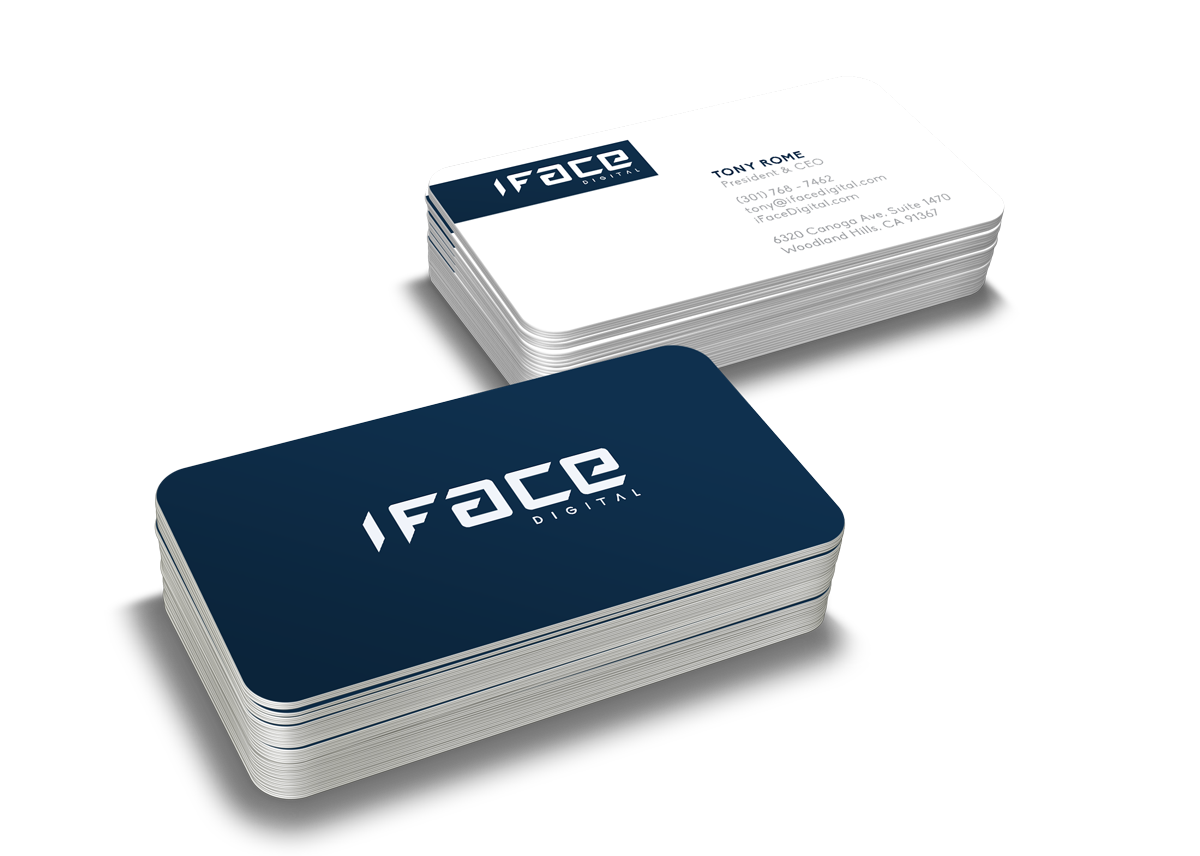 IFace Business Card
