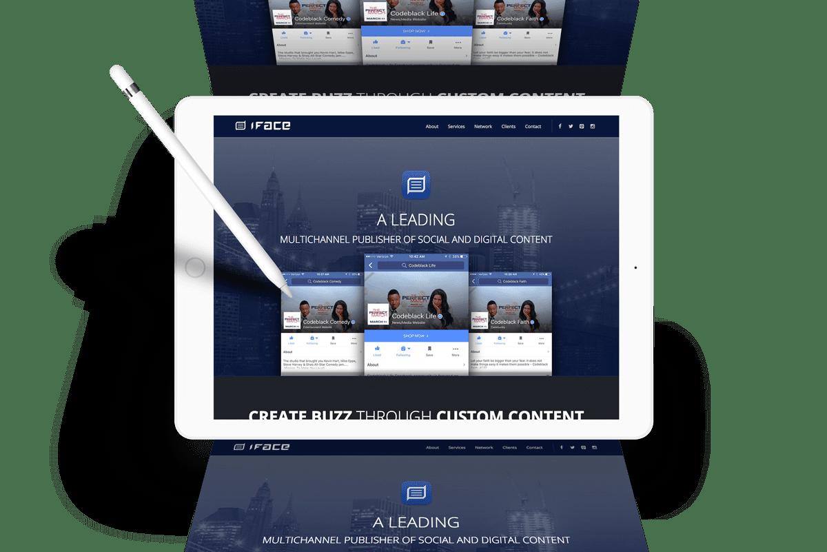 IFace iPad Pro