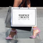 Essence of Beauty Studio Shopping Bag