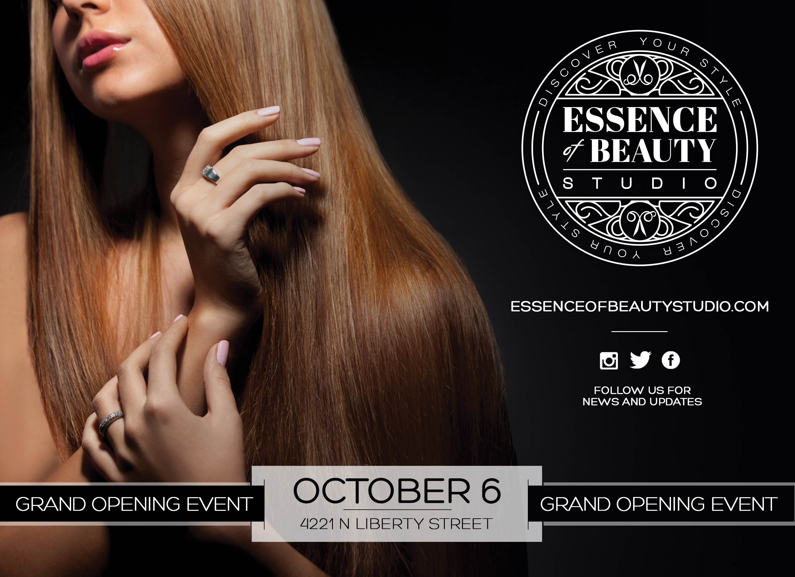 Essence Of Beauty Grand Opening 1