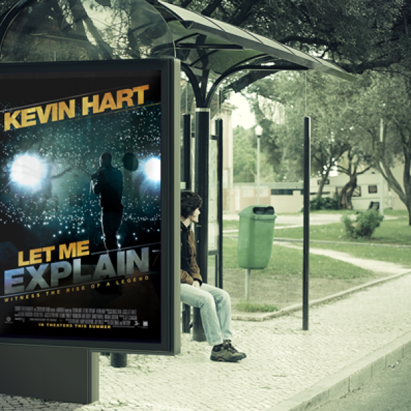 Branding and Marketing For Client, Kevin Hart